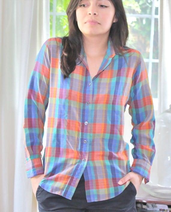 Button Up Boyfriend Shirt