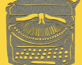 typewriter - original