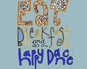 happy dance breakfast