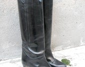 Made In Italy Vintage Boots