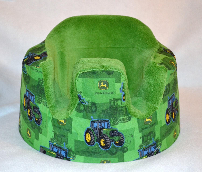 john deere minky green baby seat cover. Black Bedroom Furniture Sets. Home Design Ideas