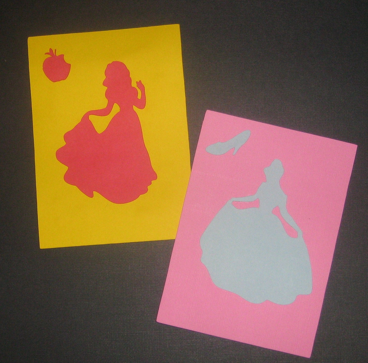 Disney Princess Ariel And Eric Silhouette Disney Princess Silhouette