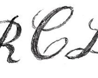 Custom wand or box engravings