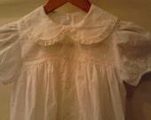 Little Girls Night Gown (Eyelet)