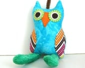Plush Owl Small Toy