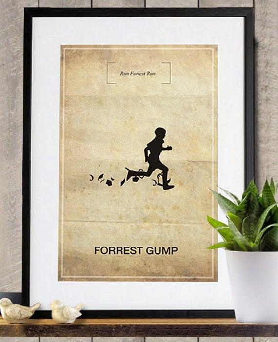 Forrest Gump Shrimp Quotes: Forrest Gump Memorable Quote Movie Poster
