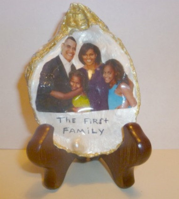 The First  Family in a Oyster Shell