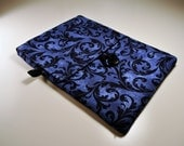 iPad Large Tablet Touchpad Netbook Fabric Padded Sleeve - Angela