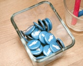 60pk Gender Reveal Boy & Girl Buttons Pins for Baby Gender Reveal Party