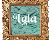 Lala 5g Pigmented Mineral Eye Shadow Jar with Sifter