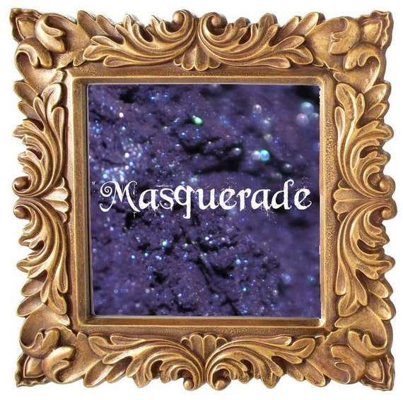 Masquerade 5g Pigmented Mineral Eye Shadow Jar with Sifter