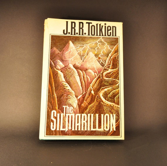 Silmarillion By JRR Tolkien
