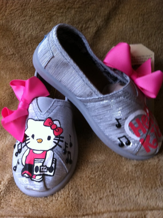 Custom Kids TOMS