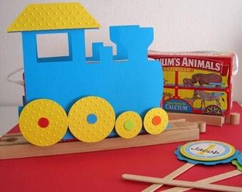 Choo Choo Train Birthday Party Favor (set of 8)
