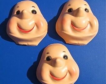 Pixie Doll Faces, 24 Pieces