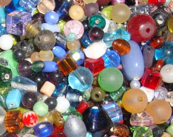 300 Nice Assorted Glass Bulk Beads