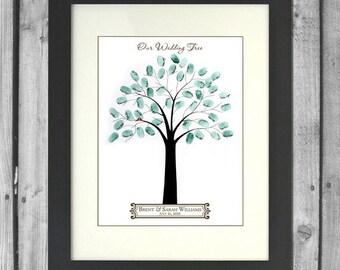 Small Wedding Tree (11x14)