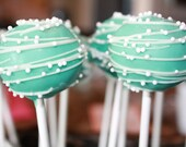 Tiffany 'Inspired' Cake Pops