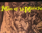 Vintage Man of La Mancha Souvenir Book and Playbill