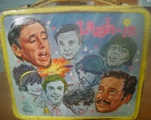Vintage Laugh-In Lunchbox