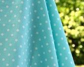 Cloud 9 My Happy Garden Speckle Sky Organic Cotton fabric, 1 yard