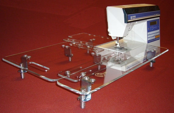 """18"""" x 24"""" Adjustable Sewing Extension Table"""