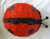 Pinata: Adorable Ladybug
