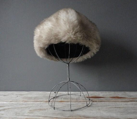 Super Cozy Silver Faux Fur Hat