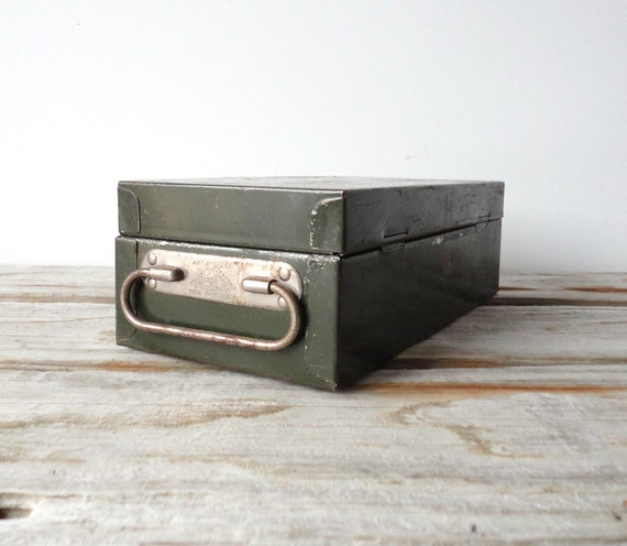 Industrial Green Storage Box