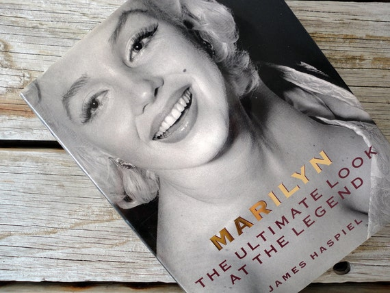 Marilyn. The Ultimate Look at the Legend.