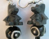 Humble Hippo Earrings