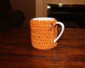 Mug Cozy - Yellow