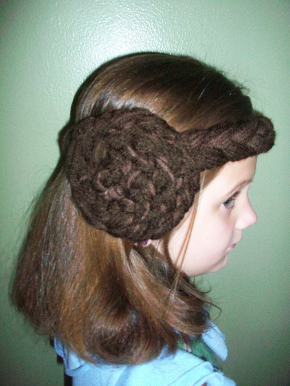 Princess Leia Hair