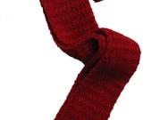 Valentine Stripey Scarf
