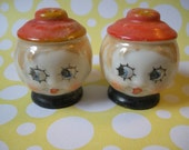 Qurky alt and Pepper shakers vintage
