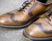 VIntage Wingtip shoes mens 8