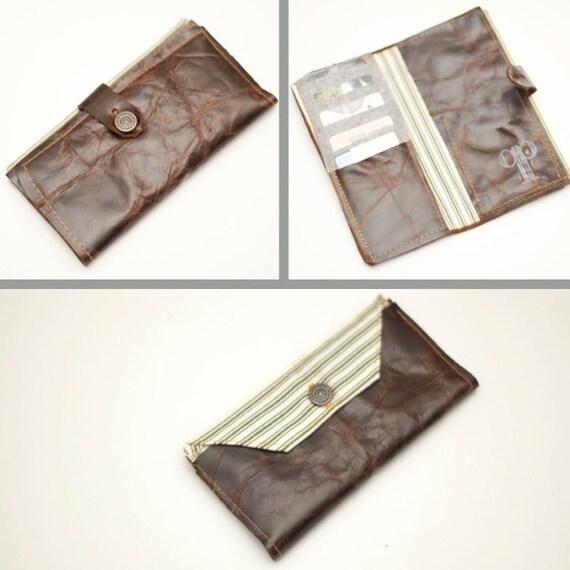 Women's Handmade Leather Wallet