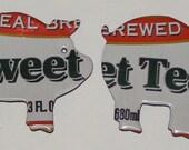 Pig - Arizona Southern Style Sweet Tea Soda Can Magnet