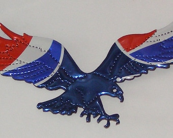 Eagle Magnets - Blue, Gold, Silver, or White - Pepsi Cola Soda Can (R)