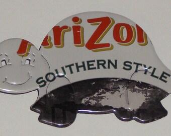 Turtle Magnet - AZ Southern Style Sweet Tea Soda Can