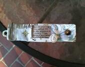 Scripture Memory Bracelet