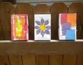 handmade paper gift box set