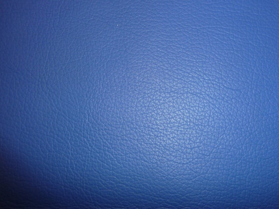 "Bright Royal Blue soft grain Cowhide Leather Hide 12""x12"" 1 sq foot"