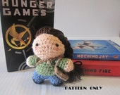 Make Your Own Katniss Everdeen - Hunger Games PATTERN
