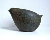 Danish Modernist Speckled Bird-RESERVED-