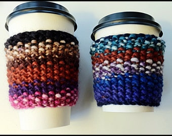 Eco BLUE CUP COZY, Free Shipping