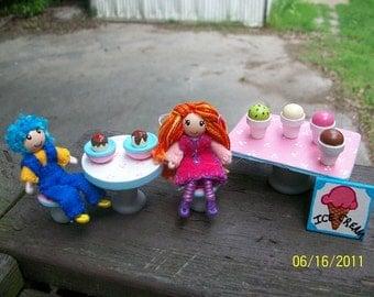 The Yummy ice cream set