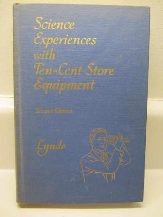 Science Experiences with Ten-cent store equipment. Hard cover