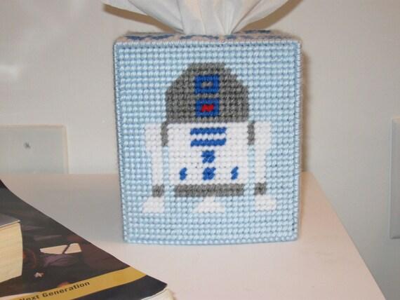Star Wars Tissue Box Cover