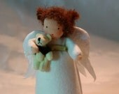 Little Angel  -Christmas- Flower Child - Waldorf  Inspired